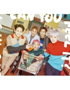 HIGHLIGHT 1st Mini Album - CAN YOU FEEL IT? (SENSE VER - A) CD + Poster