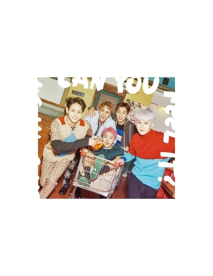 HIGHLIGHT 1st Mini Album - CAN YOU FEEL IT? (SENSE VER - A) CD + Poster