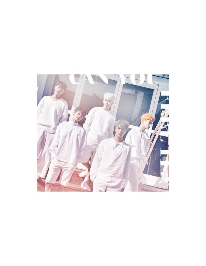 HIGHLIGHT 1st Mini Album - CAN YOU FEEL IT? (SENSIBILITY VER - B) CD + Poster