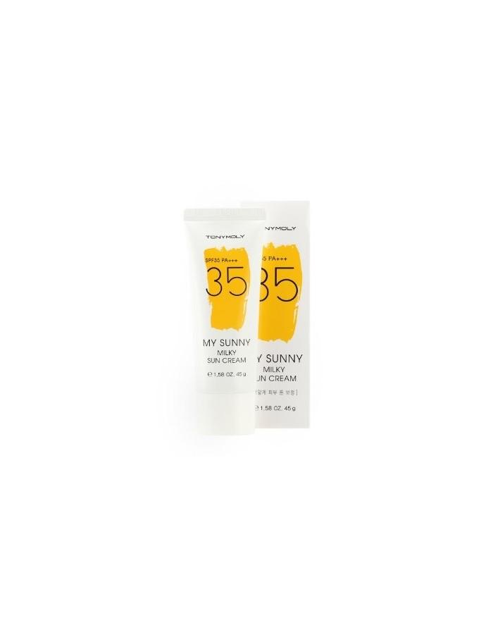 [TONYMOLY] My Sunny Milky Sun Cream SPF35 PA+++ 45g