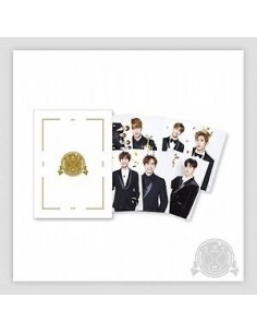 ASTRO The 1st AROHA Festival Official Goods : Postcard Set (2Kinds)