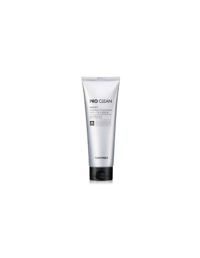 [TONYMOLY] Pro Clean Smoky Scrub Deep Cleansing Foam 150ml