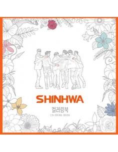 SHINHWA Coloring Book