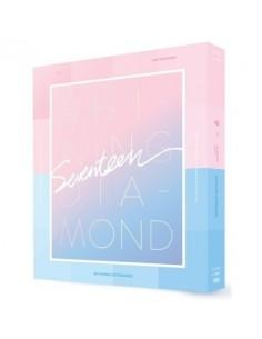 SEVENTEEN - 2016 Like Seventeen Shining Diamond CONCERT DVD (2DISC)