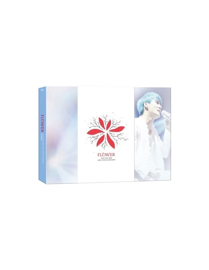 XIA - 2015 3rd ASIA Tour Concert  [FLOWER] In Tokyo DVD (3 DISC)