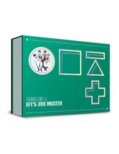 BTS 3RD MUSTER [ARMY.ZIP+] DVD (Pre-Order)