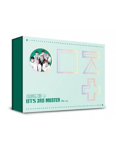 BTS 3RD MUSTER [ARMY.ZIP+] Blu-ray Disc (Pre-Order)