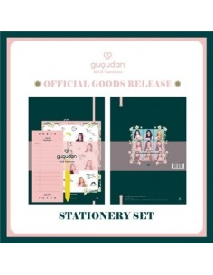 gugudan - Act.2 Nareissus Stationery Set