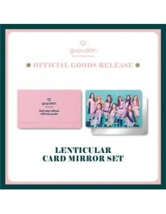 gugudan - Act.2 Nareissus Lenticular Card Mirror Set