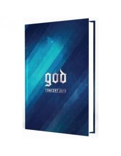 GOD - CONCERT 2015 PHOTOBOOK