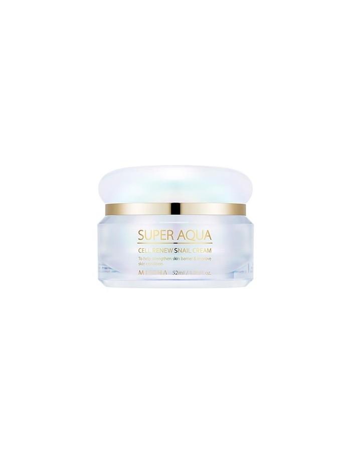 [MISSHA] Super Aqua Cell Renew Snail Cream 52ml