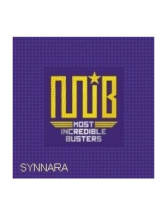 M.I.B First Album Most Incredible Busters CD