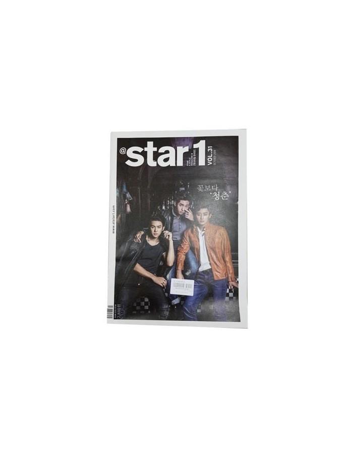 Magazine At Star1 2014-10 BARO(B1A4)