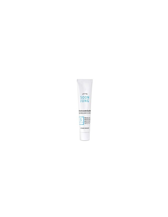 [Etude House] SOON JUNG 5-Panthensoside Cica Balm (EASY Size) 15ml