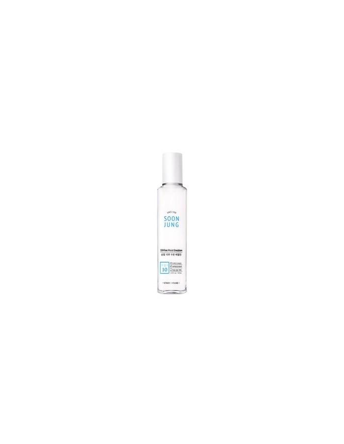 [Etude House] SOON JUNG 10-Free Moist Emulsion 120ml (Regular Size)
