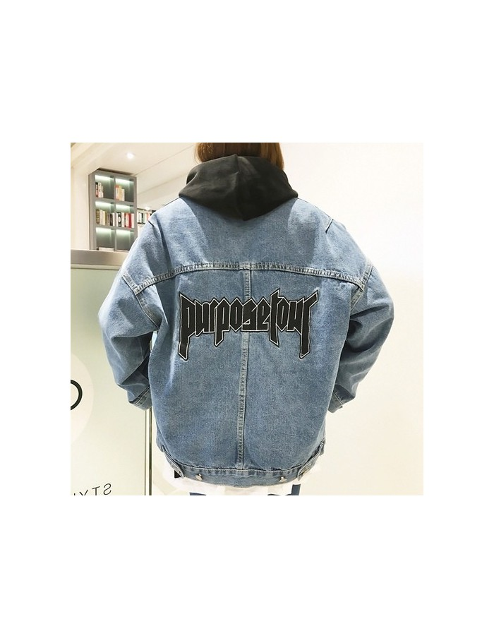 [OT17] Purpose Denim Jacket