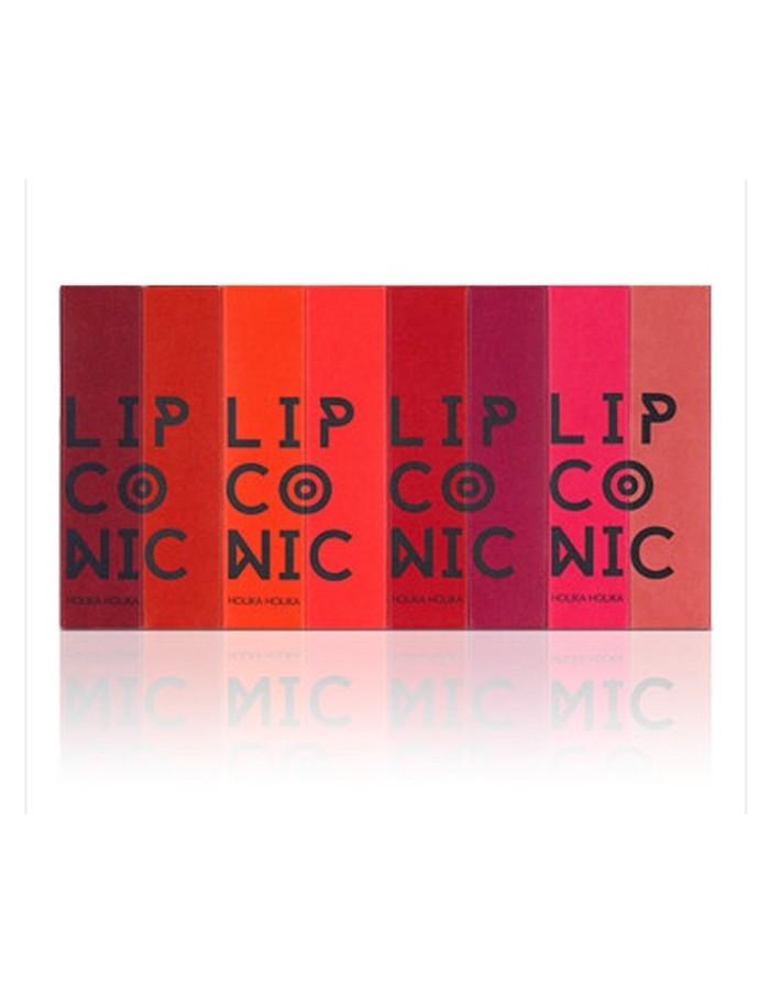 [Holika Holika] LIPCONIC CREAM TINTGUN (8Colors)