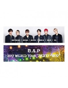 BAP - 2017 World Tour 'Party Baby' Concert : Slogan