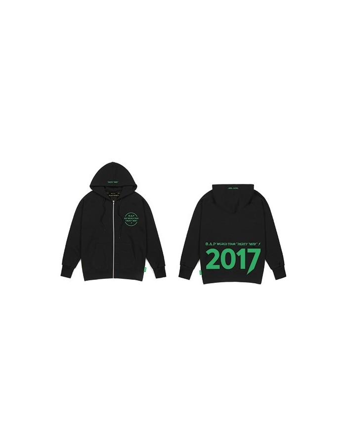 BAP - 2017 World Tour 'Party Baby' Concert : Hoodie