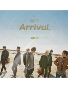 GOT7 - FLIGHT LOG : ARRIVAL (NEVER ver) CD + Poster