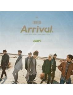 GOT7 - FLIGHT LOG : ARRIVAL (NEVER ver) CD + Poster