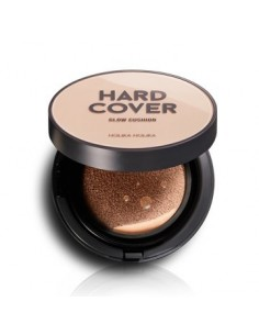 [Holika Holika] Hard Cover Glow Cushion SPF50+ PA++++ 14g