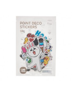 [LINE FRIENDS Official Goods] Point deco Sticker 2