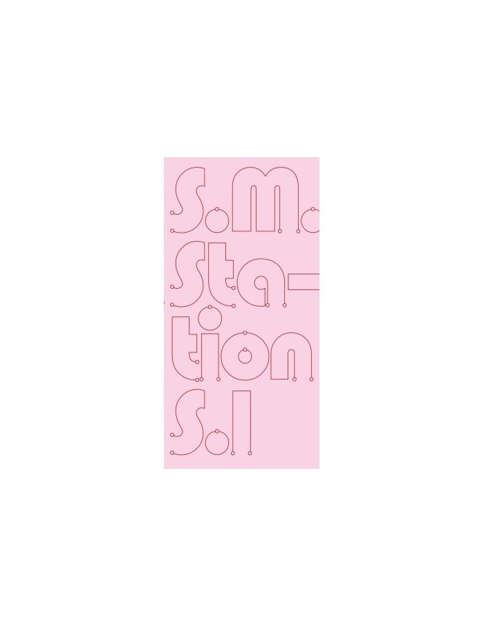 S.M. Compilation Album STATION SEASON1 (4CD + BOOK)