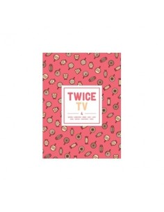 TWICE - TWICE TV4 DVD (3Discs) (LIMITED EDITION)