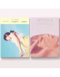 Girls Generation TAEYEON Vol 1 Album - My Voice CD [DELUXE EDITION] (Random)