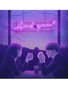 HONG DAE KWANG 4th Mini Album - AND YOU?