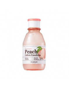 [Skin Food] Premium Peach Cotton Emulsion 140ml