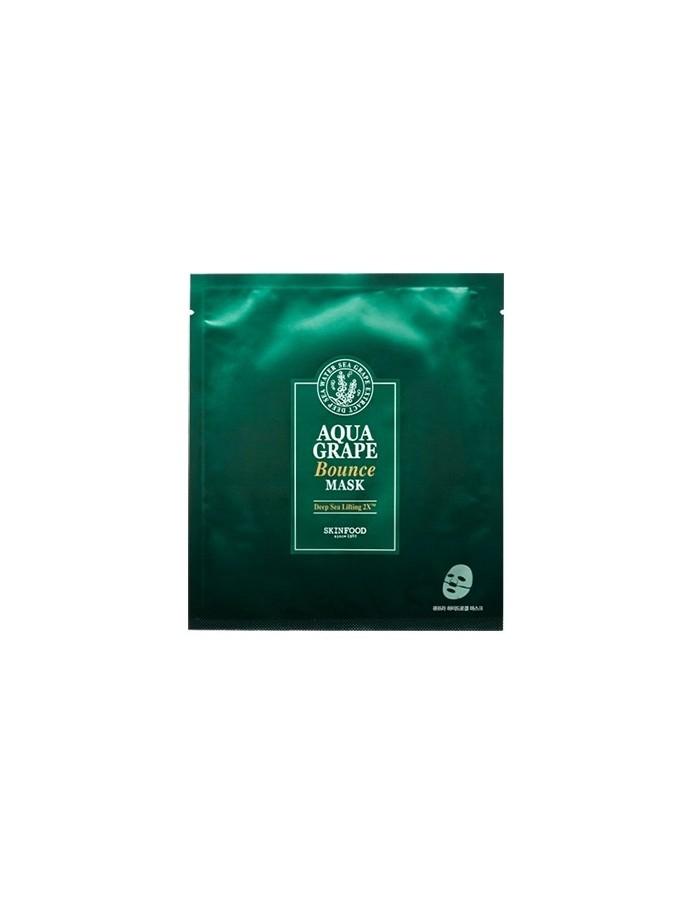 [Skin Food] Aqua Grape Bounce Mask 25g