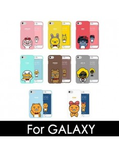 [ KAKAO FRIENDS ] KAKAO Soft Jelly Phone Case - FOR Galaxy