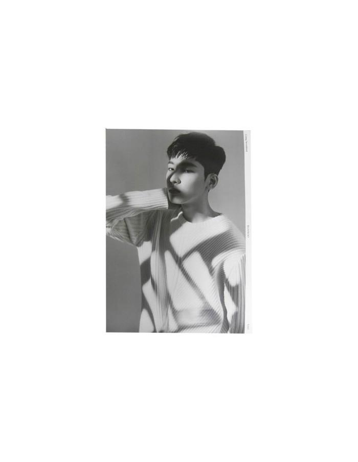 [Poster] SEVENTEEN Mini 3rd Album GOING SEVENTEEN Official Poster (Member Version)