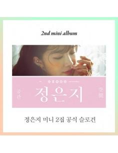 Apink JEONG EUN JI - Mini 2nd Album Official Slogan