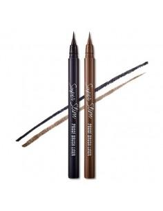 [ETUDE HOUSE] Super Slim Proof Brush Liner 0.6g (2Colors)