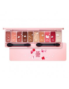 [ETUDE HOUSE] Play Color Eyes Palette - Cherry Blossom