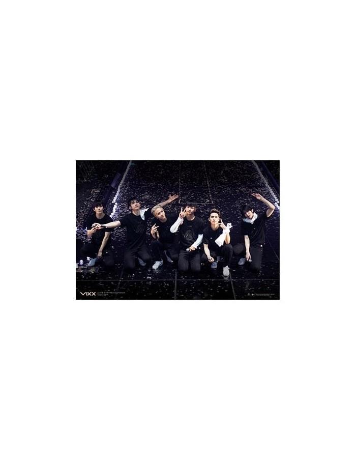 [Poster] VIXX LIVE FANTASIA ELYSIUM DVD Official Poster