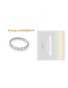 MAMAMOO Official Logo Ring Ver.2 [Pre-Order]