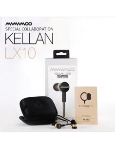 MAMAMOO Official Earphones (Special Collaboration KELLAN LX10) [Pre-Order]