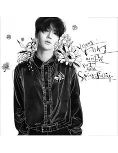 Super Junior YESUNG 2nd Mini Album - Spring Falling CD + Poster
