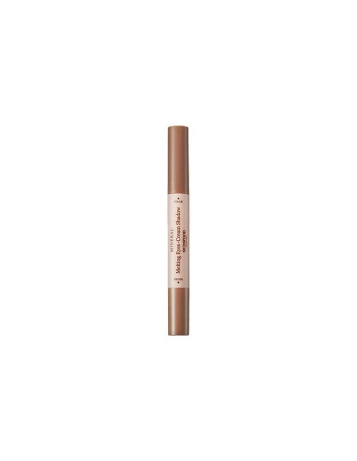 [Skin Food] Mineral Melting Eyes-Cream Shadow 1.4g (5Colors)
