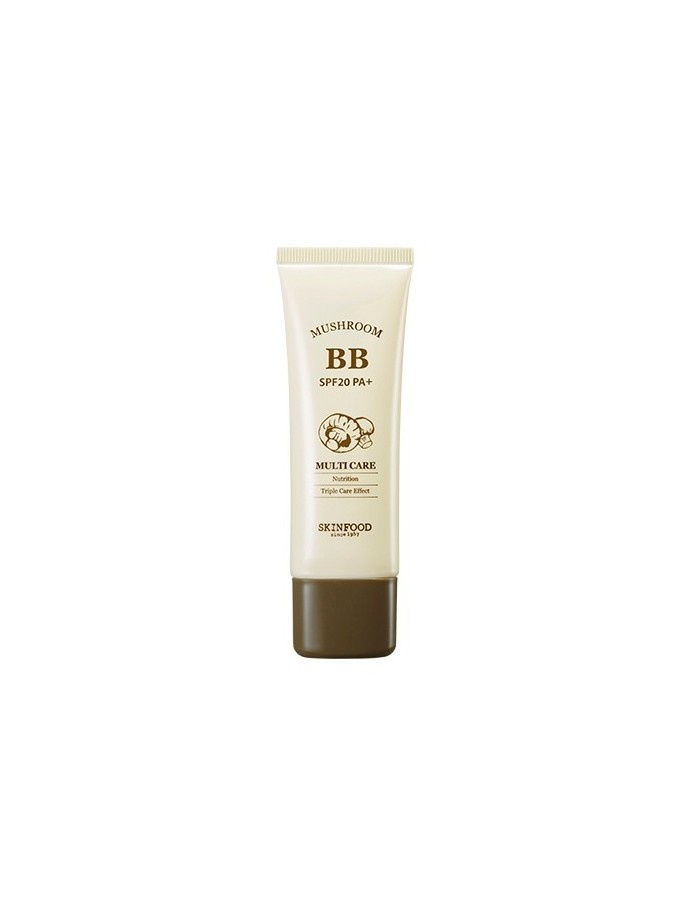 [Skin Food] Mushroom Multi Care BB Cream SPF20 PA+ 50g (2Colors)