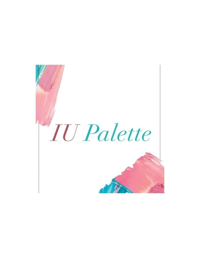 IU 4th Album - PALETTE CD + Poster