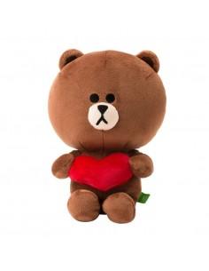 [LINE FRIENDS Official Goods] Hart Brown Doll (25cm)