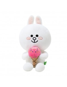[LINE FRIENDS Official Goods] Icecream Cony Doll (25cm)