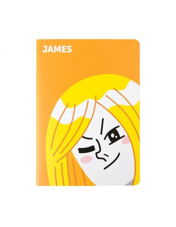 [LINE FRIENDS Official Goods] James Note Season 2 (Big)