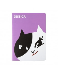 [LINE FRIENDS Official Goods] Jessica Note Season 2 (Big)
