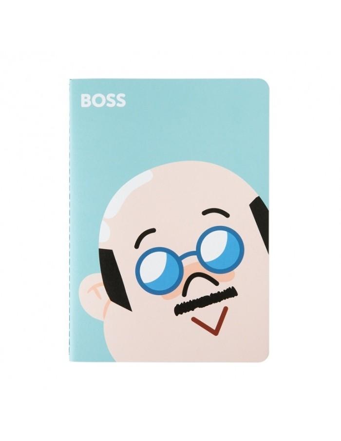 [LINE FRIENDS Official Goods] Boss Note Season 2 (Big)